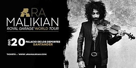 Ara Malikian en Santander - Royal Garage World Tour entradas