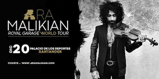 Ara Malikian en Santander - Royal Garage World Tour