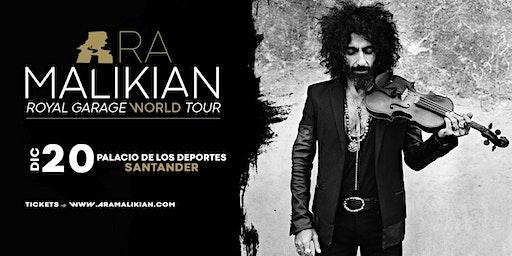Ara Malikian en Santander - Royal Garage World Tour
