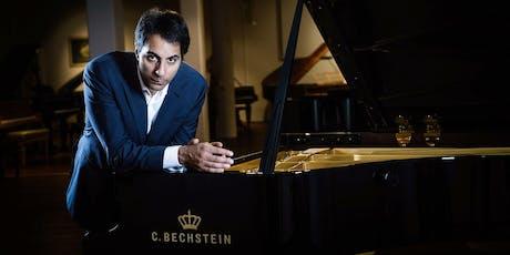 BEETHOVEN E BRAHMS | con il pianista Saleem Ashkar biglietti