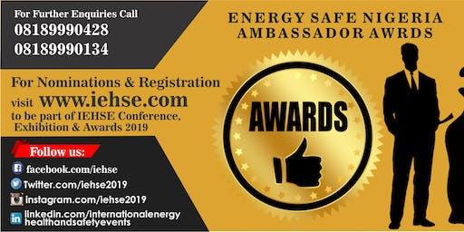 Energy Safe Nigeria Ambassador Awards