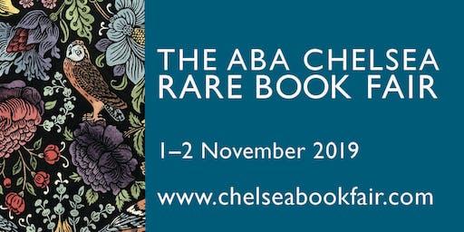 Chelsea Rare Book Fair