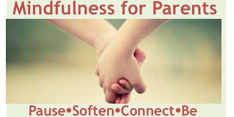 Mindfulness for Parents Taster Workshop tickets