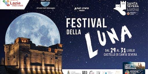 Buchi neri - Incontro con l'astrofisica Elisa Nichelli / Festival della Luna