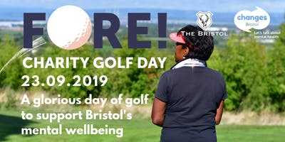 Fore! Charity Golf Day