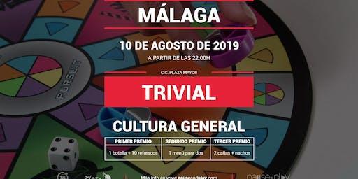 Trivial Cultura General en MÁLAGA C.C. PLAZA MAYOR