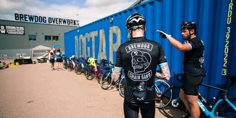 Chain Gang Berlin Public Opening Ride tickets