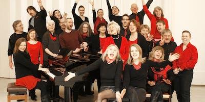 Rock my choir! H(e)artchor & The Cool Tubes