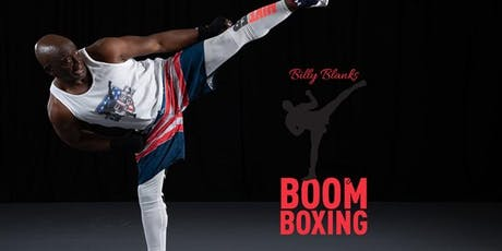 Billy Blanks BoomBoxing® & Tae Bo® tickets