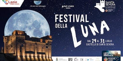 """incontro spettacolo """"Il curioso caso del dottor Palomar / Festival della Luna"""