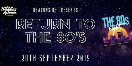 Beaconside's 80s Night! tickets
