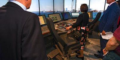 Visit to the New Maritime Simulation Centre - Hampshire Branch