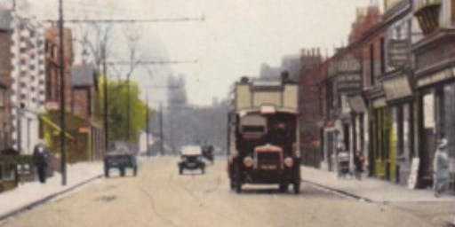 A Walk Through the History of Cheadle