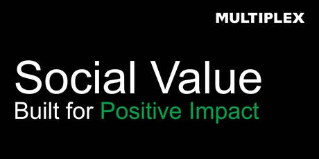 Multiplex Social Value Collaboration Hub - Supply Chain Event tickets