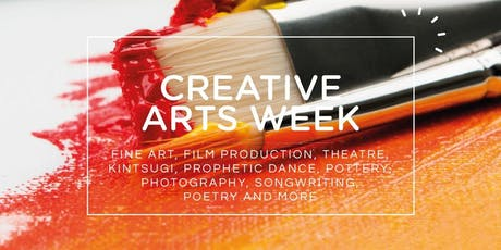 Creative Arts Week 2019 tickets