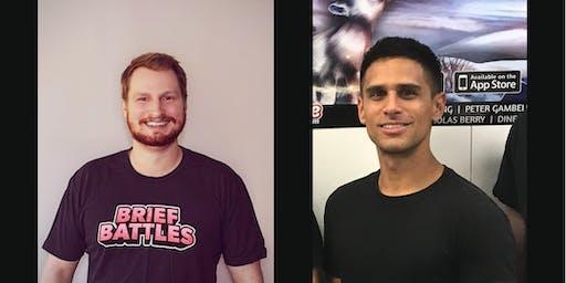 Adelaide Game Developer Talks: Session 10