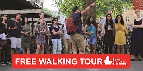 JUBILÄUMSTOUR DEUTSCH - BONN CITY TOURS Tickets