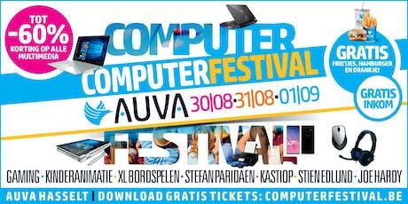 AUVA Computerfestival 2019 billets
