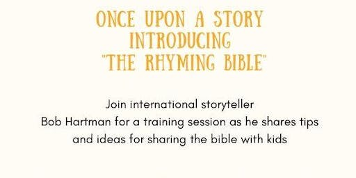 Storytelling with Bob Hartman