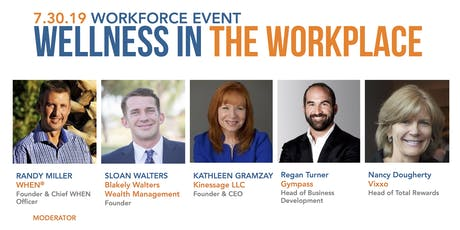 WORKFORCE EVENT: Wellness in the Workplace tickets