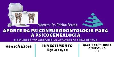 APORTE DA PSICONEURODONTOLOGIA para a PSICOGENEALOGIA