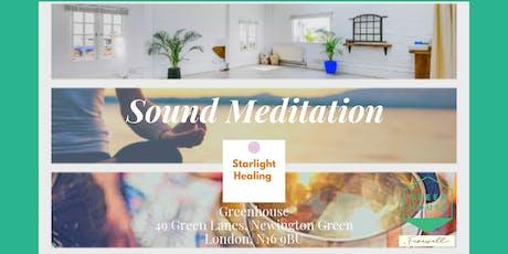 Starlight Sound Meditation tickets