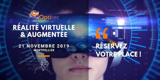 Journée thématique réalité virtuelle & augmentée - Montpellier