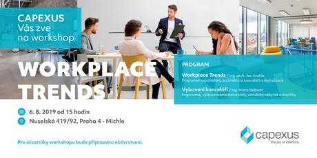Workshop Workplace Trends tickets