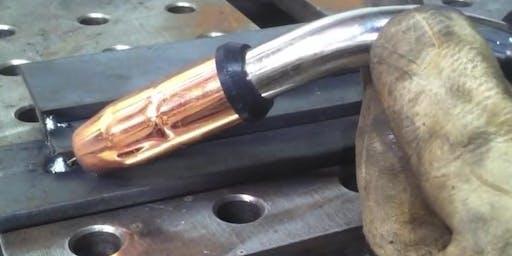 Mig/Tig Welding Introduction (8/17/19 - Hindley)