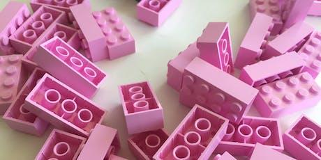 Inner Work mit LEGO® SERIOUS PLAY® – werde zum mutigen Veränderer Tickets