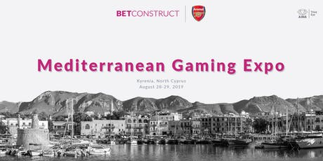 BetConstruct at Mediterranean Gaming Expo tickets