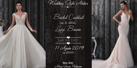Bridal Cocktail - Wedding Style Atelier biglietti