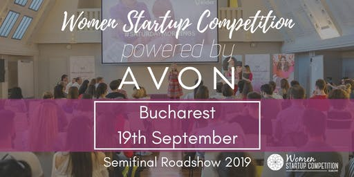 Women Startup Competition powered by Avon in Bucharest 2019