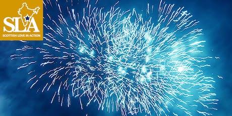 Fireworks Extravaganzas - Blue Show - Sunday 3rd November 2019 tickets