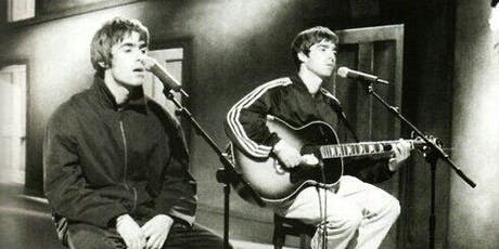 Live Forever Oasis Tribute Acoustic Shows Pre LG - Dublin Nov. 23 & 24 tickets