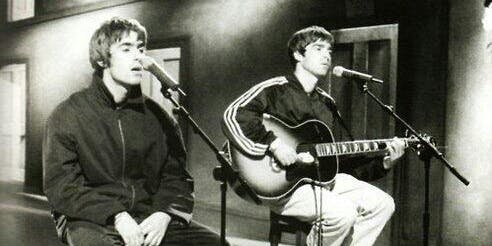 Live Forever Oasis Tribute Acoustic Shows Pre LG - Dublin Nov. 23 & 24
