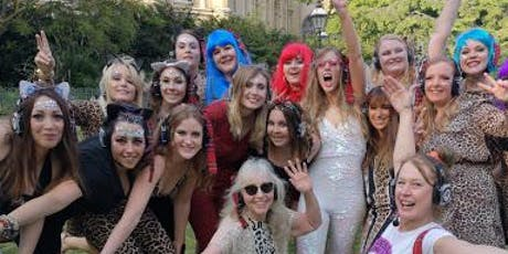 Silent Disco Hen Tours London tickets
