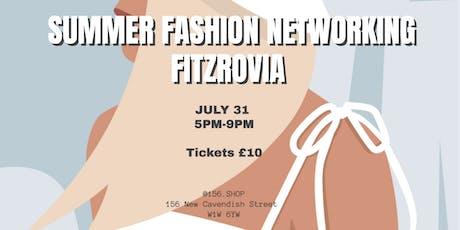 Summer Fashion Networking tickets