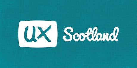UX Scotland 2020 tickets