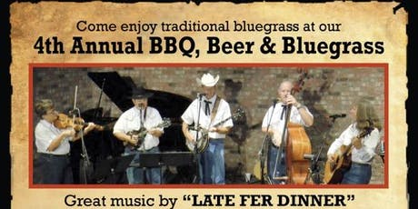 BBQ, Beer & Bluegrass 2019 tickets