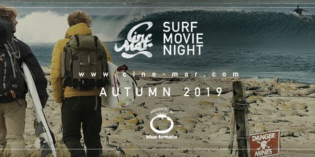 "Cine Mar - Surf Movie Night ""TRANSCENDING WAVES"" - Burg auf Fehmarn Tickets"