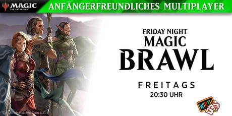Friday Night Magic: BRAWL  Tickets