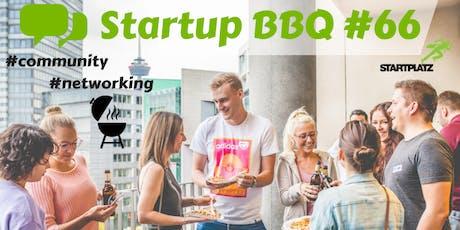 Startup BBQ #66 Tickets