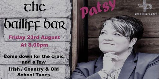 Friday With In The Bailiff With Irish Singer Patsy Jackson