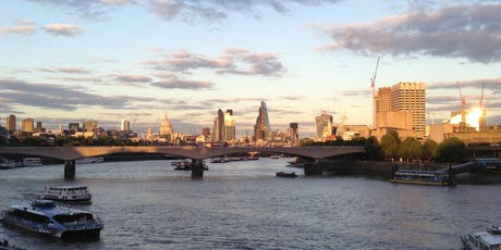 Guided walk of the south bank of the Thames in London tickets