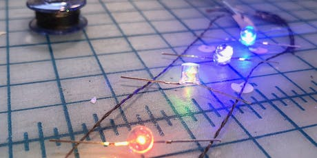Explore Soft Circuit Materials For Craft Projects And Beyond tickets