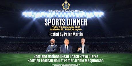 Sports Dinner 2019 tickets