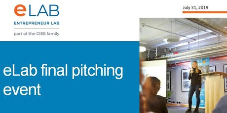 Entrepreneur Lab Berlin pitching event Tickets