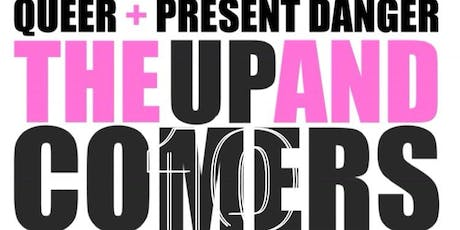 The Up + Comers 10 tickets