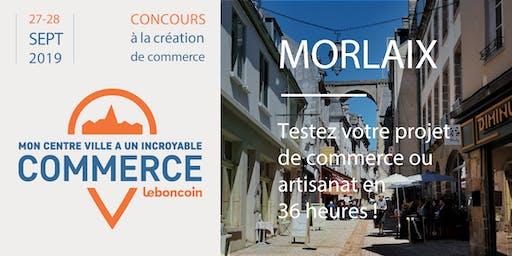 Mon centre-ville a un incroyable commerce - Morlaix